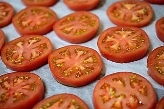 トマト乾燥前